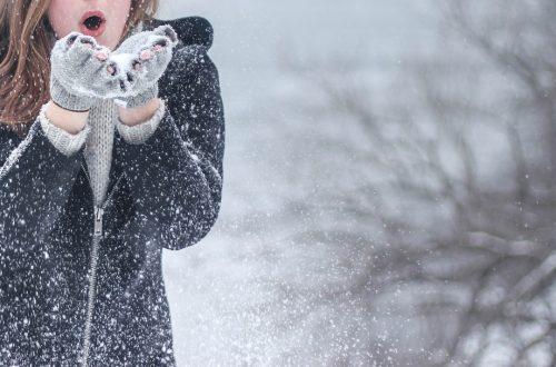Naturkosmetik für den Winter