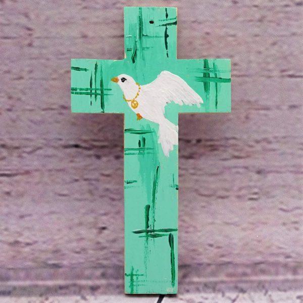 Kreuz mit Friedenstaube