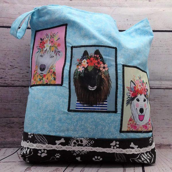 Tasche für Hundeliebhaber
